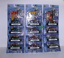 Muscle Machines COMPLETE SET OF 12 2004 Jay Cutler Limited Release Chevy Olds