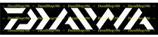 Daiwa Fishing Rods & Reels - Outdoor Sports - Vinyl Die-Cut Peel N' Stick Decal
