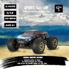 Original GPTOYS Foxx S911 Monster Truck 1/12 RWD High Speed Off-Road RC Car X7A9