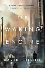 The Waking Engine, Edison, David, Good Condition, Book