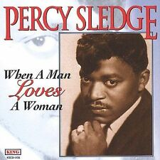 Sledge, Percy When a Man Loves a Woman CD