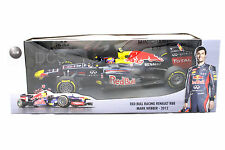 Minichamps F1 Renault 2012 Red Bull Racing RB8 Mark Webber #2 1/18 Car 110120002
