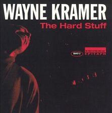 FREE US SH (int'l sh=$0-$3) NEW CD Wayne Kramer: The Hard Stuff