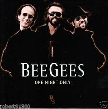 CD AUDIO.../...BEE GEES.../...ONE NIGHT ONLY.......