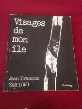 Visages de mon ile. JF SAM LONG. La dionysienne. Anchaing. La Reunion.1979