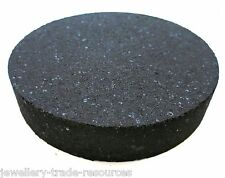 "150mm / 6"" ROUND JEWELLERS CHARCOAL SOLDERING BLOCK JEWELLERY MAKING"
