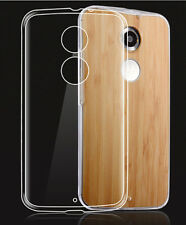Ultra Slim Soft TPU Clear Crystal Case Cover For Motorola Moto X 2 (2nd Gen) X+1