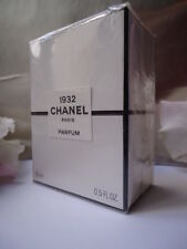 CHANEL 1932 PARFUM EXTRACT 15ml 1/2 oz SEALED BOX & FULL LUXURY CHANEL GIFT WRAP