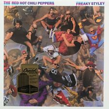 FREAKY STYLEY  RED HOT CHILI PEPPERS Vinyl Record