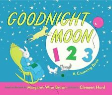 Goodnight Moon 123 Board Book: A Counting Book
