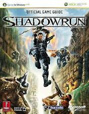 Prima Official Game Guides: Shadowrun : Windows Live and XBOX 360 Live by Prima…