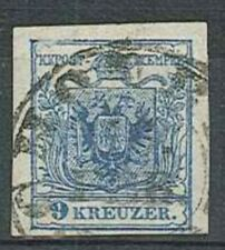 AUSTRIA - 1850 US (catalogo n.° 5) (5016)