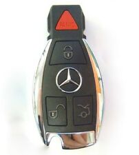 Mercedes Benz 2012-2013 Keyless Entry Remote Smart Key Fob OEM W/ UNCUT BLADE