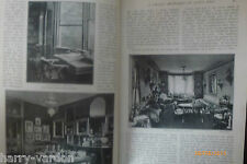 Gad's Gads Hill Place School Charles Dickens Victorian Rare Antique 1897 Article