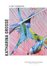 Katharina Grosse ohne Titel Poster Kunstdruck Bild 84,1x59,4cm