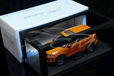 Diecast Car Model Kaiyi X3 SUV 1:18 (Orange) + GIFT!!