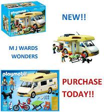 Playmobil 5928 familia autocaravana-Camper-nos Camper Van Caravan * Gran Regalo *