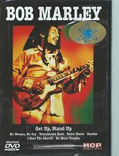 DVD - BOB MARLEY - GET UP STAND UP  IN CONCERT regio ZONE ALL WORLD