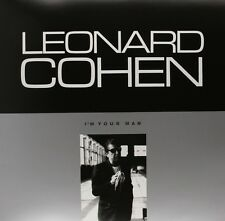 Leonard Cohen I'm Your Man CD NEW SEALED First We Take Manhattan+