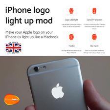 IPhone 6s retroiluminación LED con el logotipo Apple noche brillante con logotipo parte Mod Kit de Luz