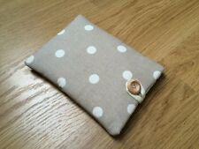 Kindle Paperwhite Fabric Padded Case Handmade With Cath Kidston Stone Spot