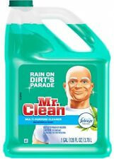 Mr. Clean Meadows and Rain Multi-Surface Cleaner With Febreze, 128 Fl Oz