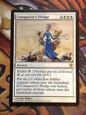 Conqueror's Pledge  MTG Magic (LP)