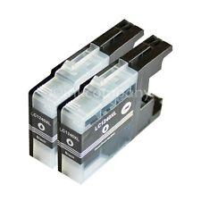Lc1240 xl Noir 2x pour dcp-j525w dcp-j725dw dcp-j925dw qualité cartouches
