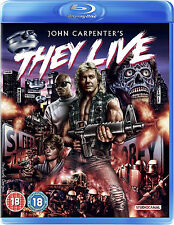 THEY LIVE BD (Blu-ray) (New)