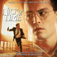 NICK OF TIME Arthur B Rubinstein CD La-La Land LTD EDITION Soundtrack SCORE New!