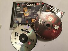 2x PS1 PLAYSTATION 1 PSone GAMES GTA GRAND THEFT AUTO 1 I + GTA 2 / II