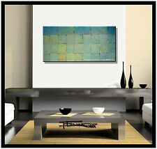 "ABSTRACT CANVAS PAINTING MODERN WALL ART....36"".....ELOISExxx"