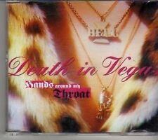 (CT207) Death In Vegas, Hands Around My Throat - 2002 CD