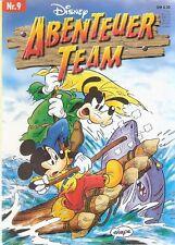 Comic - Taschenbuch - Disneys Abenteuer Team Nr. 9  Ehapa Verl. deutsch