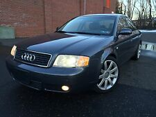 Audi: A6 4dr Sdn 2.7T