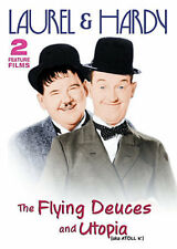Laurel and Hardy - Flying Deuces, The/ Utopia New DVD