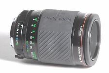 Vivitar Series 1 VMC 105mm f/2.5 Macro Camera Lens For Minolta MD SN 22903471