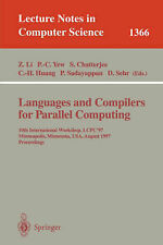 Languages and Compilers for Parallel Computing: 10th International Workshop, LCP