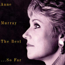 ANNE MURRAY CD - THE BEST... SO FAR (1994) - NEW UNOPENED - COUNTRY