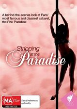 Stripping at the Paradise DVD NEW