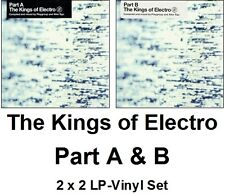 The Kings of Electro - Part A + B, 2 x 2 LP VINYL SET !K7 Records, NEU!