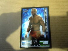 Carte - Catch  Topps Slam Attax 2008 - Smack Down - Shelton Benjamin