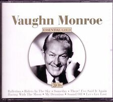 VAUGHN MONROE Essential Gold 3CD Classic 40s 50s RIDERS IN THE SKY LETS GET LOST