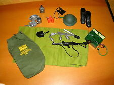 Action Team Special Operations Kit Man GI Goe 1970er 1970s Hasbro