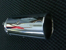 AUDI A4 Chrome Exhaust Tip fits all 40-55mm exhaust pipe (40% off RRP)