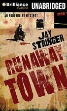 An Eoin Miller Mystery: Runaway Town 2 by Jay Stringer (2013, CD, Unabridged)