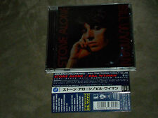 Bill Wyman ‎Stone Alone Japan CD Van Morrison Dr. John Nicky Hopkins