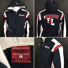 Slim Shady Ltd Hoodie Red White Men's Large Official Eminem Hip Hop Rap (E20)