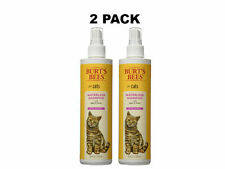 *2 PACK* Burt's Bees for Cats Waterless Spray Shampoo With Apple & Honey