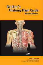 Netter's Anatomy Flash Cards: With STUDENT CONSULT Online Access (Netter Basic S